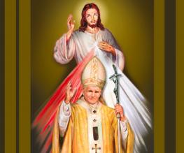 papa e jesus