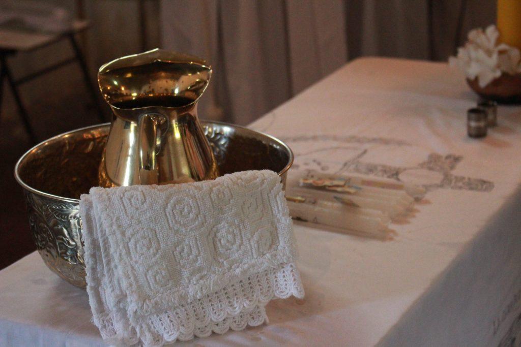 Conheça mais sobre os Sacramentos da Igreja - Batismo