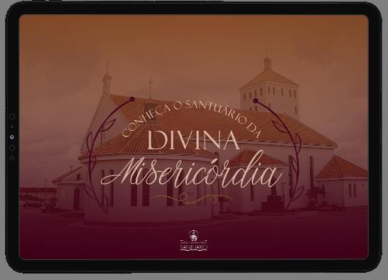 O Santuário da Divina Misericórdia, localizado em Curitiba/PR, é um importante ponto de peregrinação e devoção à Divina Misericórdia no Brasil. Acesse o eBook e confira tudo o que preparamos com todo carinho!