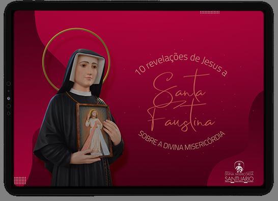 Conhecer o que Jesus revelou a Santa Faustina sobre a Divina Misericórdia, fará o seu coração aquecer com estes ensinamentos tão ricos para a espiritualidade de cada um de nós!